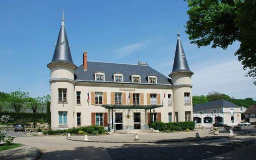 Hôtel de ville de Saint-Chéron