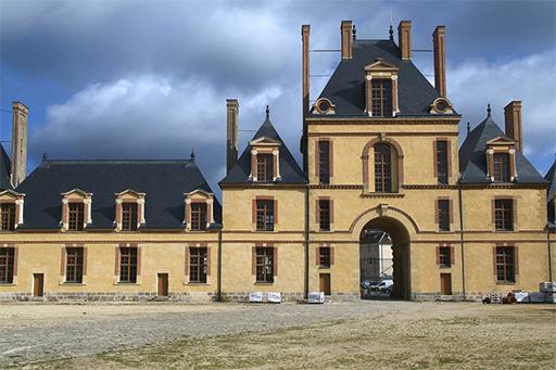Palais de Fontainebleau, référence client ATB Humidité